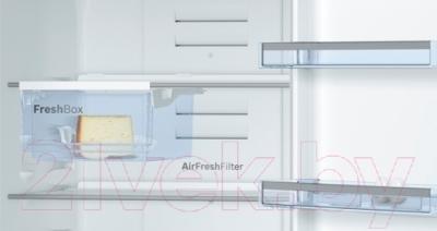 Холодильник с морозильником Bosch KGN39LA10R