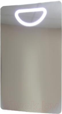 Зеркало для ванной Belux Аликанте В50 (белый)