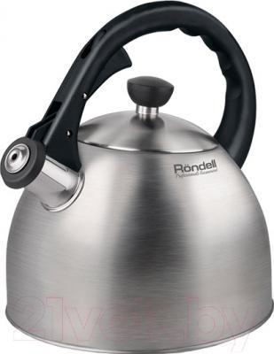Чайник со свистком Rondell Perfect RDS-494 Steel