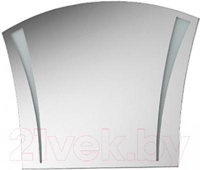 Зеркало для ванной Belux Бриз В100 (белый)