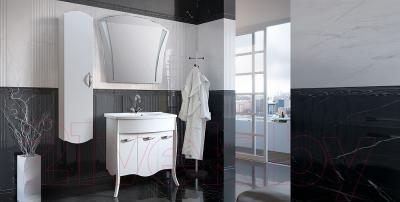 Зеркало для ванной Belux Бриз В80 - в интерьере