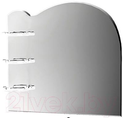 Зеркало для ванной Belux Орсе В110 (белый)