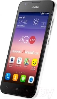 Смартфон Huawei Ascend Y550 (белый)