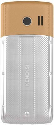 Мобильный телефон Keneksi K7 (золотой)