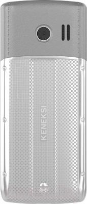 Мобильный телефон Keneksi K7 (серебристый)