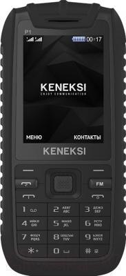 Мобильный телефон Keneksi P1 (черный)