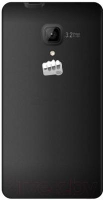 Смартфон Micromax Bolt D305 (черный)