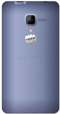 Смартфон Micromax Bolt D305 (синий)