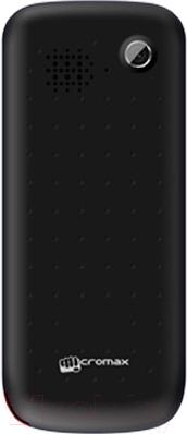 Мобильный телефон Micromax X088 (черно-серебристый)