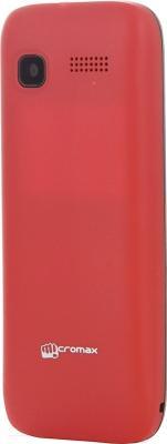 Мобильный телефон Micromax X401 (красный)