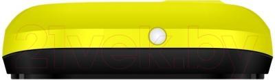 Мобильный телефон Micromax X401 (желтый)