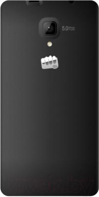Смартфон Micromax Bolt D340 (черный)