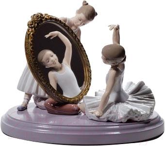 """Статуэтка Lladro Ballet y Circo """"У меня получается"""""""
