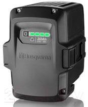 Газонокосилка электрическая Husqvarna LC 141Li (967 62 84-01) - литиево-ионный аккумулятор (не входит в комплект)