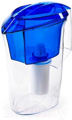 Фильтр питьевой воды Гейзер Дельфин (синий)