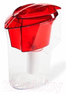 Фильтр питьевой воды Гейзер Дельфин (красный)