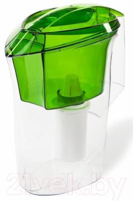 Фильтр питьевой воды Гейзер Дельфин (зеленый)