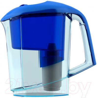 Фильтр питьевой воды Гейзер Вега (синий)