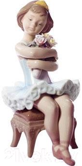 """Статуэтка Lladro Ballet y Circo """"Первое представление"""""""