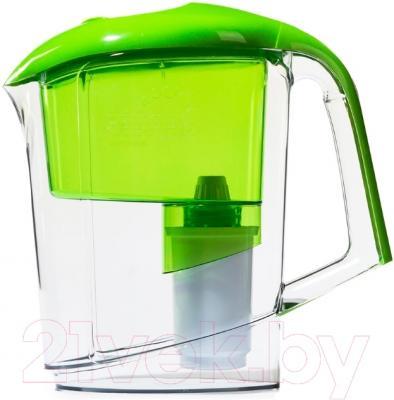 Фильтр питьевой воды Гейзер Вега (зеленый)