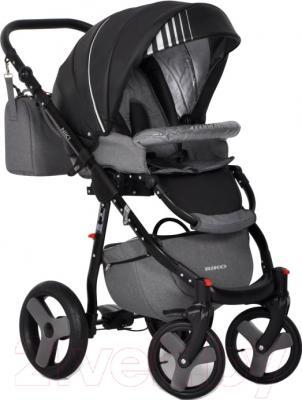 Детская универсальная коляска Riko Niki 2 в 1 (02/Pistachio) - внешний вид модели в другом цвете