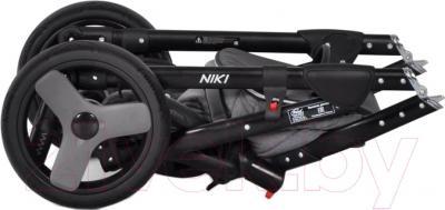Детская универсальная коляска Riko Niki 2 в 1 (03/Coral) - внешний вид модели в другом цвете