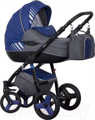 Детская универсальная коляска Riko Niki 2 в 1 (05/Denim)