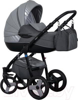 Детская универсальная коляска Riko Niki 2 в 1 (06/Grey Fox)