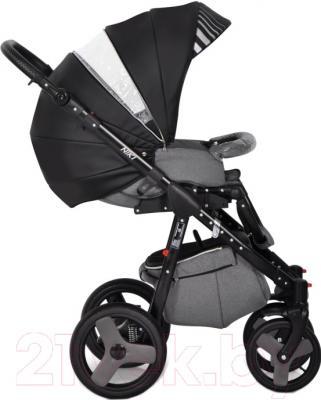 Детская универсальная коляска Riko Niki 2 в 1 (06/Grey Fox) - внешний вид модели в другом цвете