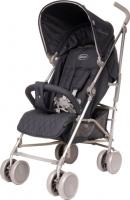 Детская прогулочная коляска 4Baby LeCaprice 2016 (темно-серый) -