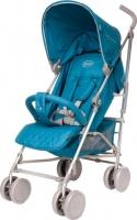 Детская прогулочная коляска 4Baby LeCaprice 2016 (темно-бирюзовый) -