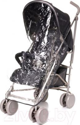 Детская прогулочная коляска 4Baby LeCaprice 2016 (темно-бирюзовый) - внешний вид модели в другом цвете