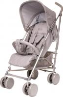 Детская прогулочная коляска 4Baby LeCaprice 2016 (светло-серый) -