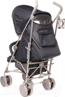 Детская прогулочная коляска 4Baby LeCaprice 2016 (светло-серый) - внешний вид модели в другом цвете