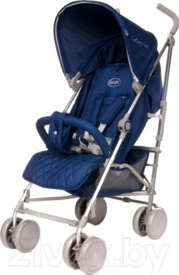 Детская прогулочная коляска 4Baby LeCaprice 2016 (темно-синий)