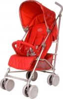 Детская прогулочная коляска 4Baby LeCaprice 2016 (красный) -