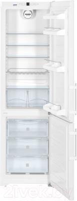 Холодильник с морозильником Liebherr CNP 4003