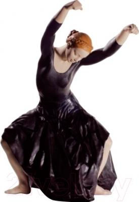 """Статуэтка Lladro Ballet y Circo """"Сущность танца"""" (черный)"""