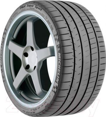 Летняя шина Michelin Pilot Super Sport 245/35R18 92Y