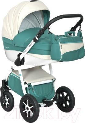 Детская универсальная коляска Riko Mondo Ecco 2 в 1 (22)