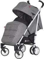 Детская прогулочная коляска Euro-Cart Mori (Carbon) -