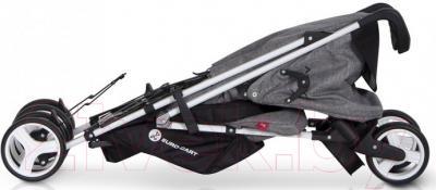 Детская прогулочная коляска Euro-Cart Mori (Carbon)