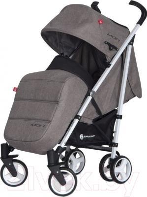 Детская прогулочная коляска Euro-Cart Mori (Latte)