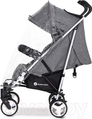 Детская прогулочная коляска Euro-Cart Mori (Latte) - внешний вид модели в другом оттенке