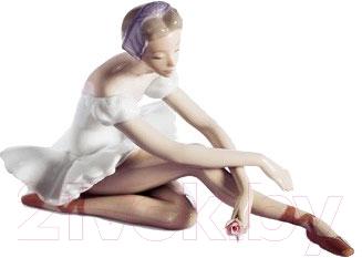 "Статуэтка Lladro Ballet y Circo ""Балерина с розой"""