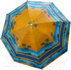 Зонт пляжный Romika RM-0135/DU 2 М