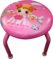 Стул детский Romika RM-0004/MH (розовый) -