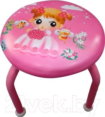 Стул детский Romika RM-0004/MH (розовый)