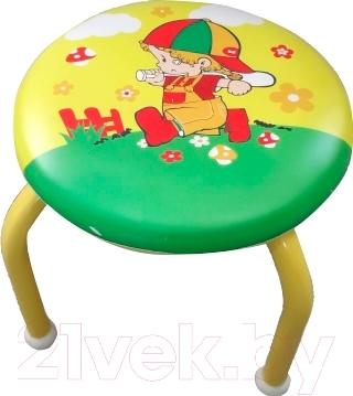 Стул детский Romika RM-0004/MH (желтый)