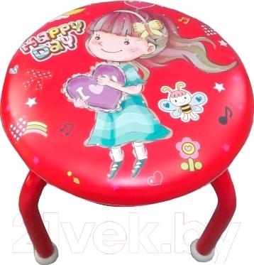 Стул детский Romika RM-0004/MH (красный)